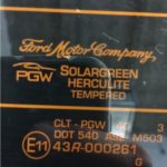 Ford OEM Glass